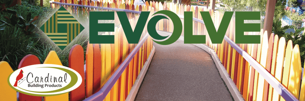 EVOLVE Poly Lumber - Cardinal Building Products
