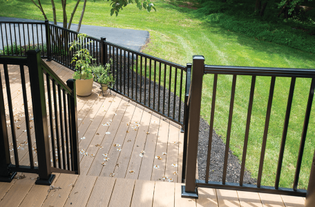 Sonic Systems Railing - Cardinal Building Products