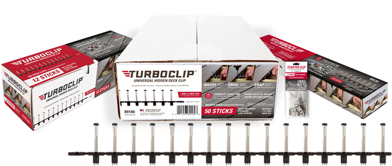 TurboClip - Cardinal Building Products